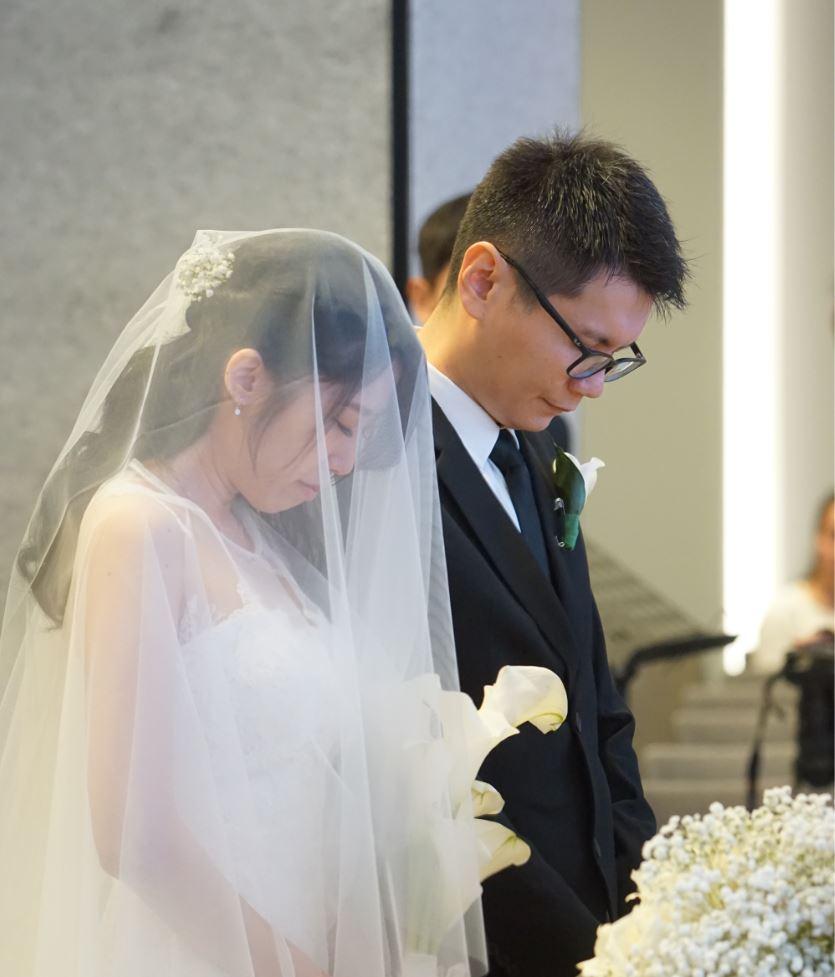 KB and Vivian's Wedding